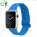 Đơn giản Apple thể thao Iwatch dây đeo cổ tay Silicone Watch Bands