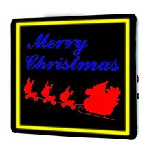 LED Sign Merry Christmas