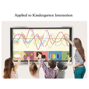 86 Zoll Education Smart Interactive Board