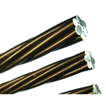 Fil en acier galvanisé échoué (GSW) / Fil statique