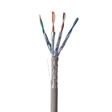 Venta caliente Hecho en el cable de China 1000ft cat7