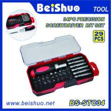 Venda quente multi função screwdriver bit set para presente de natal