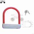aluminum alloy siren alarm U lock for bike use