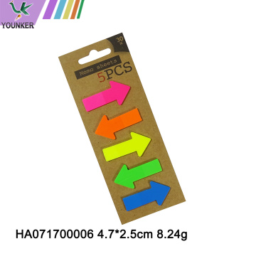 New Memory Sticky Notes Colori vivaci