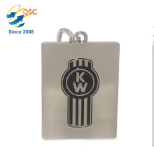 New Design Hot Selling Custom Metal Key Ring Keychain For Gift