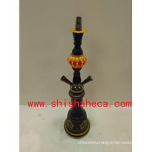 Blues Design Fashion High Quality Nargile Smoking Pipe Shisha Hookah
