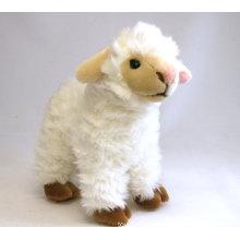 Plush Animal Cartoon Sheep Stuffed Toy (TPWU17)