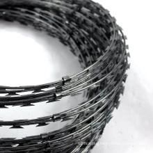 Factory Supply Cheap galvanized concertina razor barbed wire