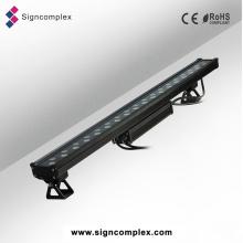 Chine Lumière imperméable extérieure de Wallwasher de la lentille RVB 3in1 IP65 LED