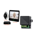 batteriebetriebene Smart Video Door Viewer Kamera