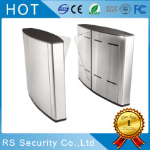 Passage Gate Automatisk Turnstile Subway Flap Barrier
