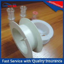 Custom Plastic Empty Wire / Yarn Spool