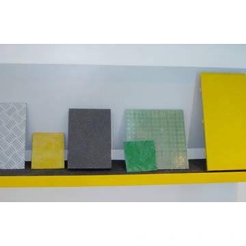 Красочные стекловолокна усиленные пластиковые решетки