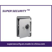 Coffre-fort avec serrure à clé et à combinaison (SJD1511)