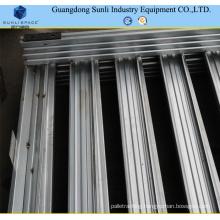 1200X1000 Warehouse Rack Style Steel Pallet