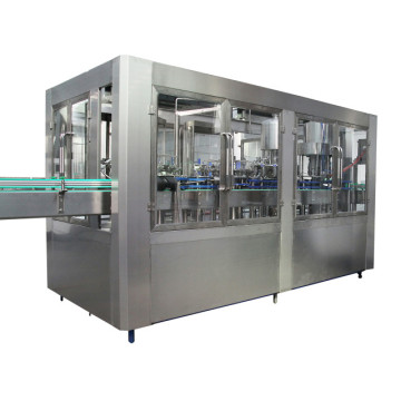 Machine d'embouteillage de jus 2500BPH
