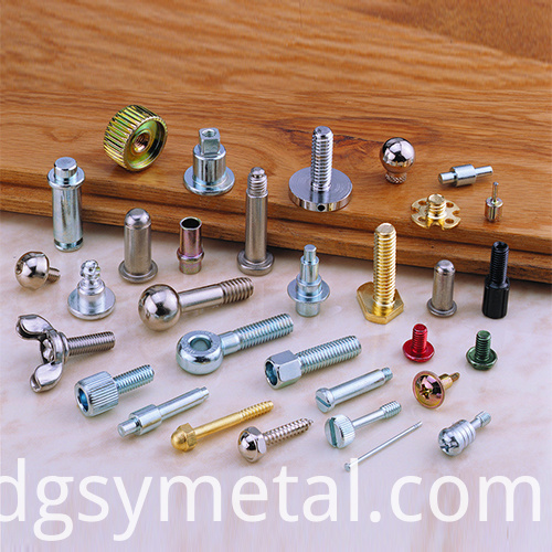 aluminum screws