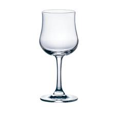 Flacon de verre à vin sans plomb de 170 ml