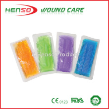 Pacote de gelo de gel colorido HENSO