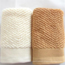 Egyptian Cotton Towel Face Towel for Home/Hotel Use