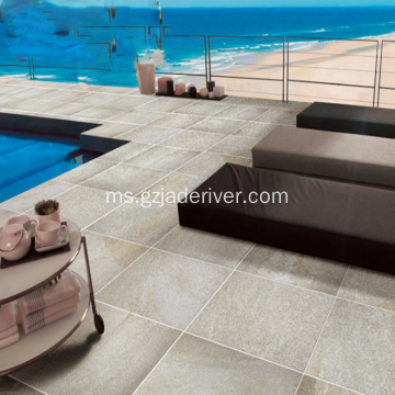 Stone Slate Outdoor Stone600x600 Embossed Anti-slip Wearar