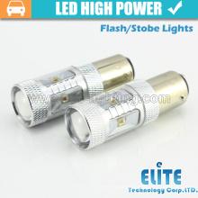 ¡¡¡El más nuevo!!! 30W 1157 linternas led tipo luz de flash led