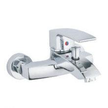 Neues Design Einhand-Messing Badewanne Wasserhahn (WH8817C)