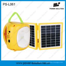 Lumière solaire portative de lanterne LED (PS-L061)