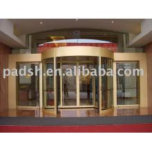 Puerta giratoria automática de 2 alas de lujo