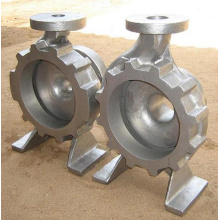 Sand Casting Iron Pump Housing