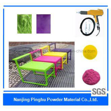 Decorative Environment-Friendly Ral Colors Powder Coatings