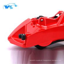 Bom desempenho Alumínio Forjado Leve Forte 6 pistão Pinça De Freio WTGT6 freio kit para corolla / Chevrolet