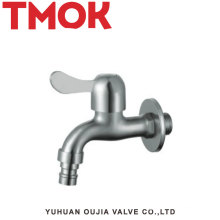 Top washing machine stainless steel bibcock water faucet