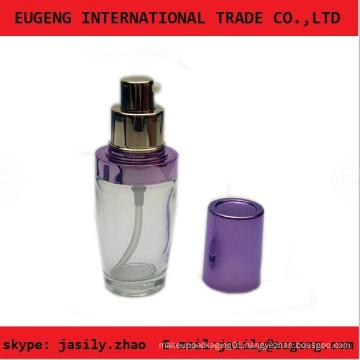 New fashion cosmetics latex bottles