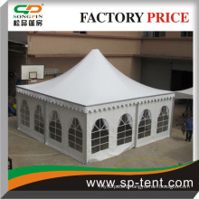 fashion style outdoor family camping tent with tables and chairs