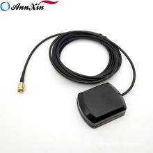 High Gain Active GPS Antenna 25x25 Mcx Sma Fakra Connector