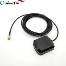 С высоким коэффициентом усиления активная GPS Антенна 25х25 МСХ СМА Разъем fakra
