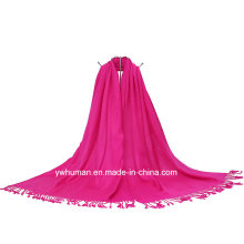 Fashion Pashmina Solid Long Scarf with 20 Colors for Lady