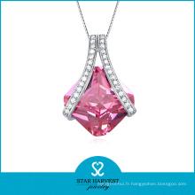Grand grossiste de bijoux en cristal de pierres précieuses (SH-N0106)