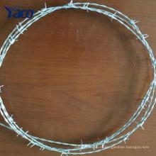 алюминиевый сплав колючая проволока, колючей проволоки, загородка фермы, производители колючей проволоки Китай