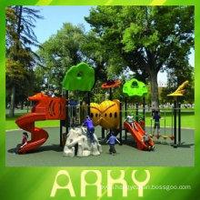 EU Standard Outdoor Children Games Equipment