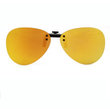 Fashion Simple Light Flip up Style Sunglasses Without Frame (14342)