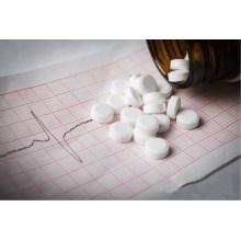 Нитроглицерин подъязычные таблетки USP для высокого кровяного давления