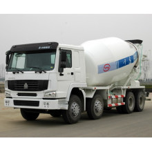 HOWO 336HP 8x4 10m3 Concrete Mixer Truck