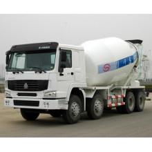 Caminhão do misturador concreto de HOWO 336HP 8x4 10m3