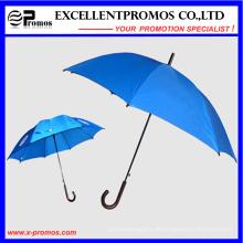 Beliebteste benutzerdefinierte Marke Billig Polyester Umbrella (EP-U9109)