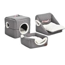 Promotional Various Durable Using Warm Pet House Sofa Bed Cat Mat