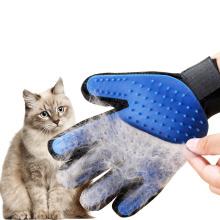 Перчатка для ухода за домашними животными Расчески для удаления шерсти кошек