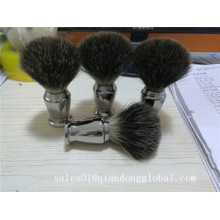 Metal Handle Black Badger Hair Shaving Brush