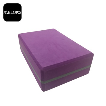 Antideslizante Yoga Pad Foam Block Yoga Fitness Brick